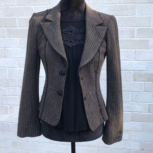 Vintage Nanette Lapore blazer size 2.
